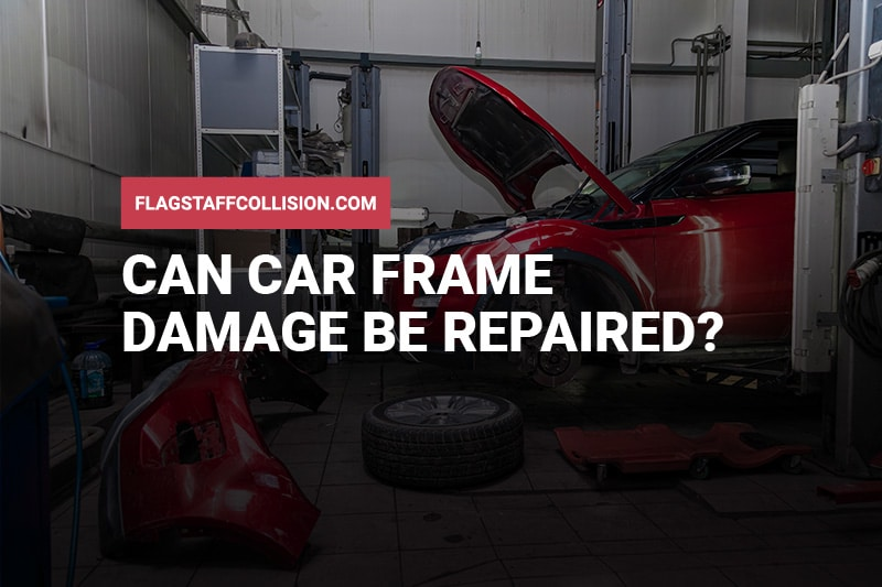 Can Car Frame Damage Be Repaired?